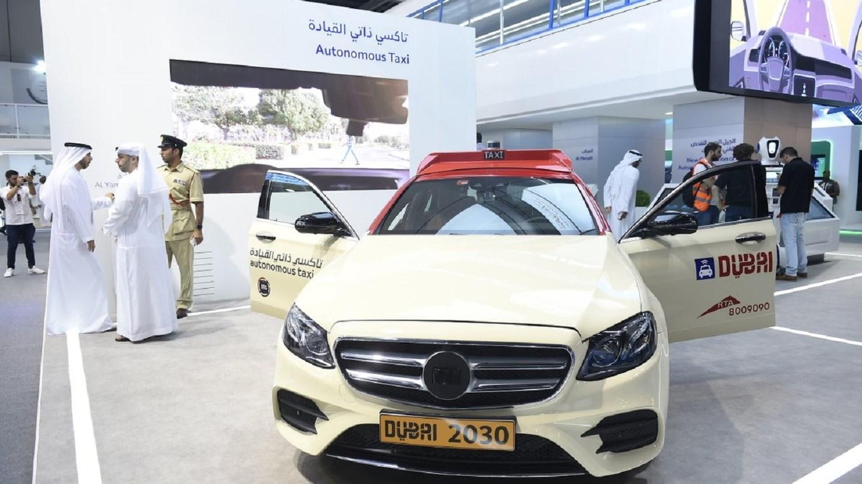 Службы такси в Дубае