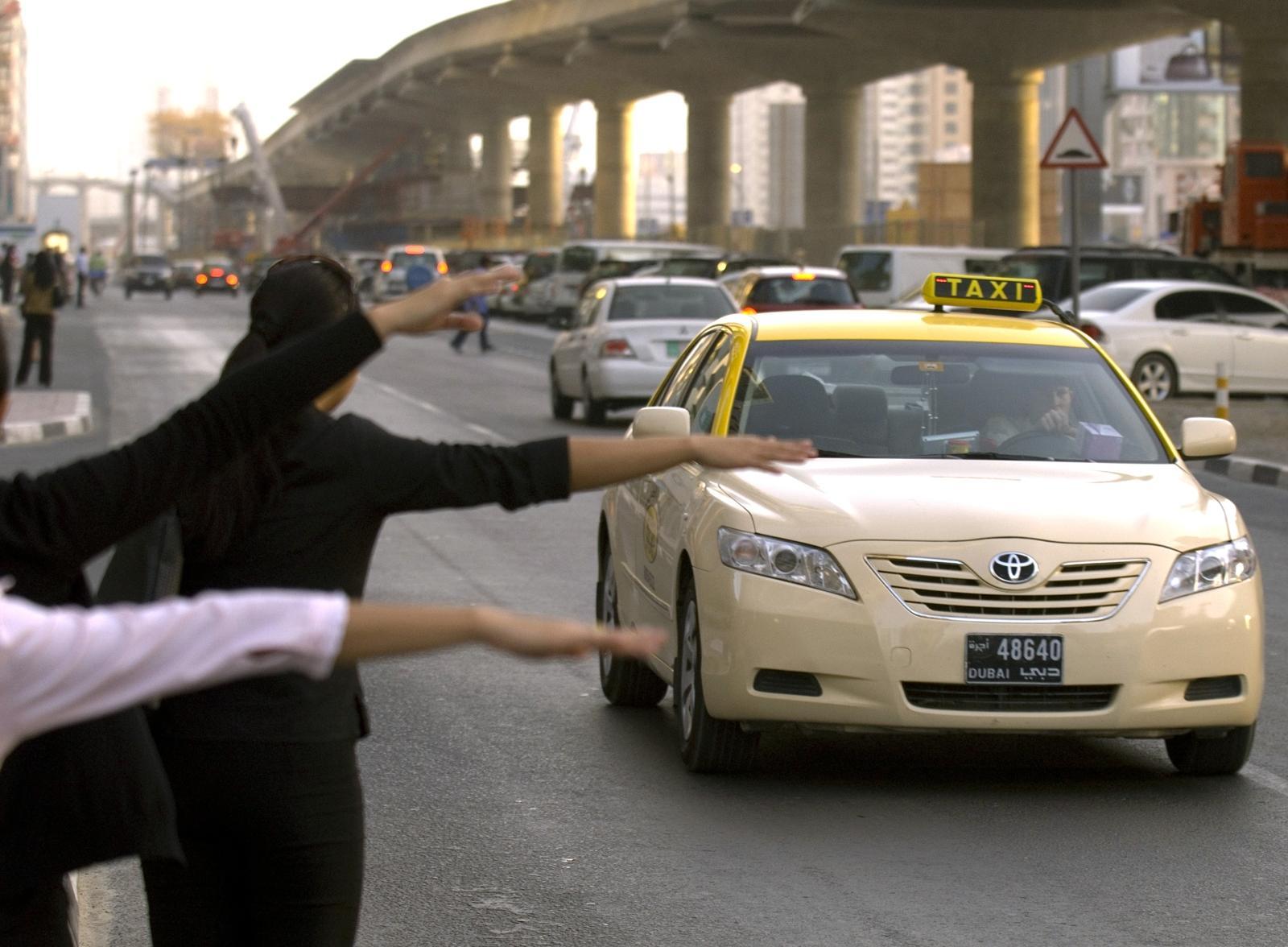 Популярные и надежные такси