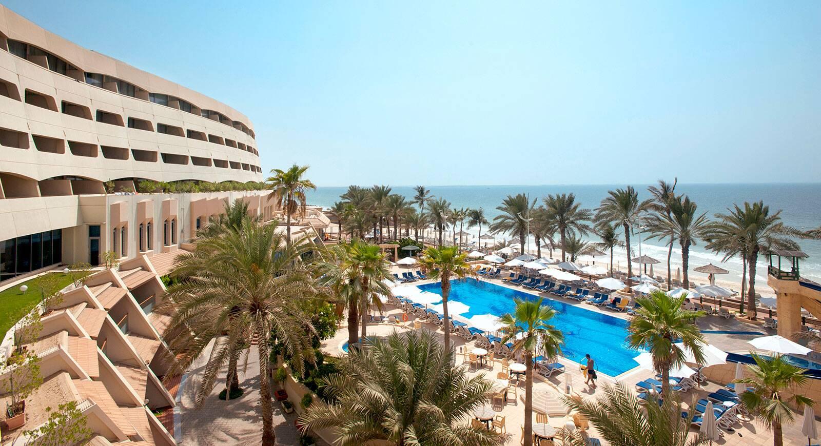 Развлечения отеля 4* Occidental Sharjah Grand