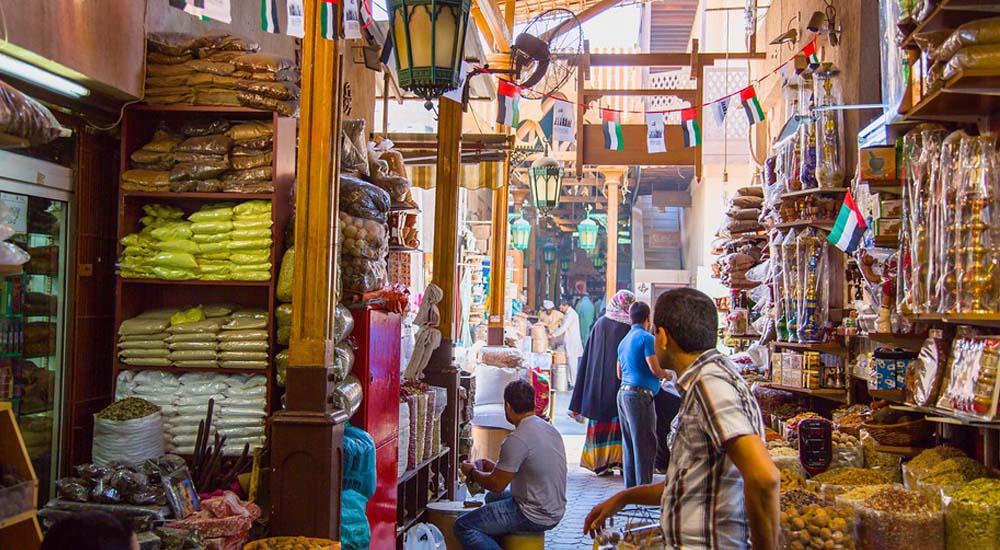 Рынок специй в Дубае, ТОП-20 лучших экскурсий ОАЭ