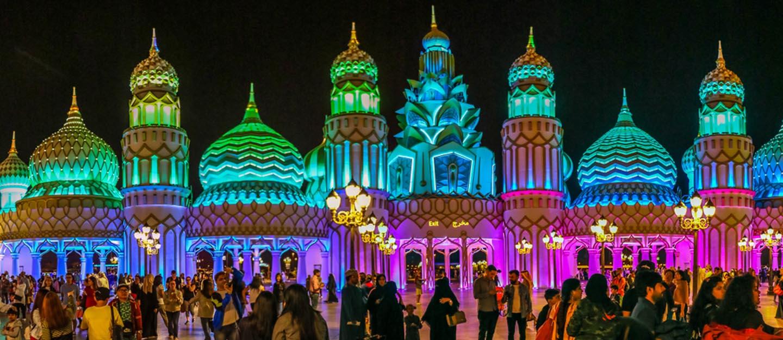 ТОП-20 лучших экскурсий ОАЭ, Global Village Dubai
