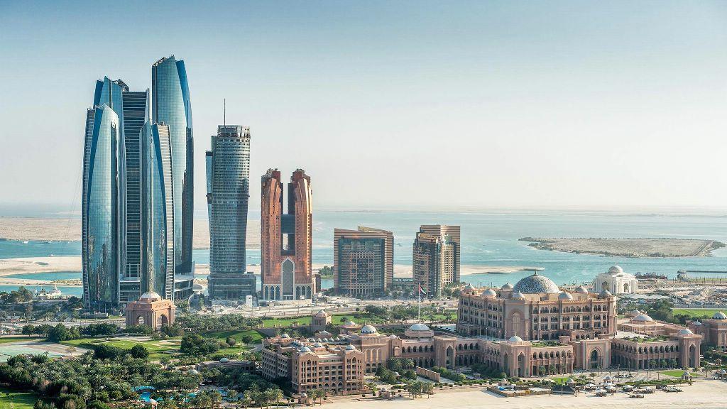 Обзорный трип по Абу-Даби