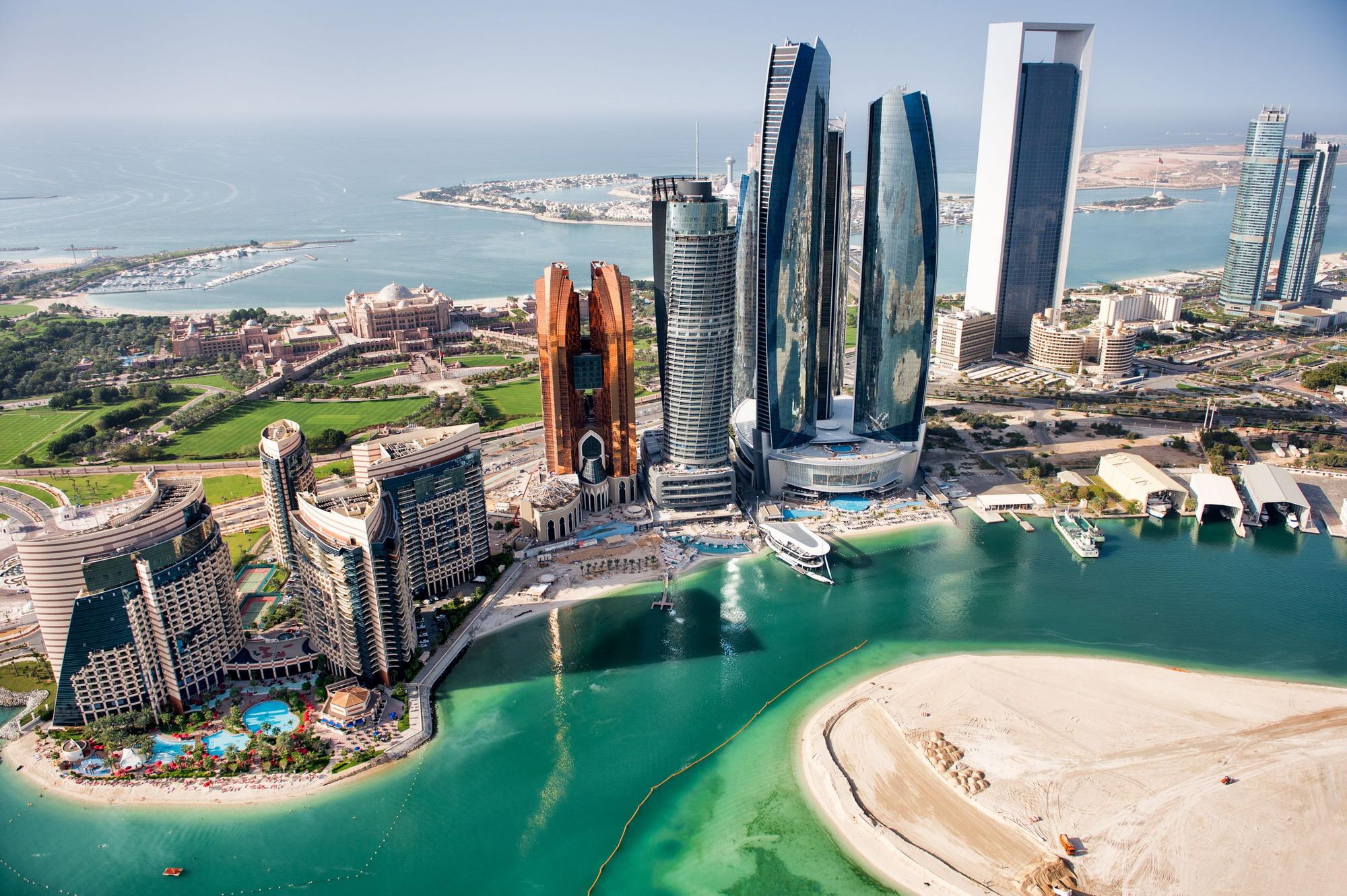 ТОП-20 лучших экскурсий ОАЭ в Абу-Даби