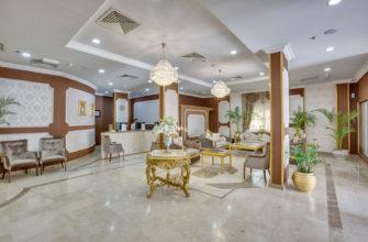 Обзор отеля Royal Hotel 3* в Шардже