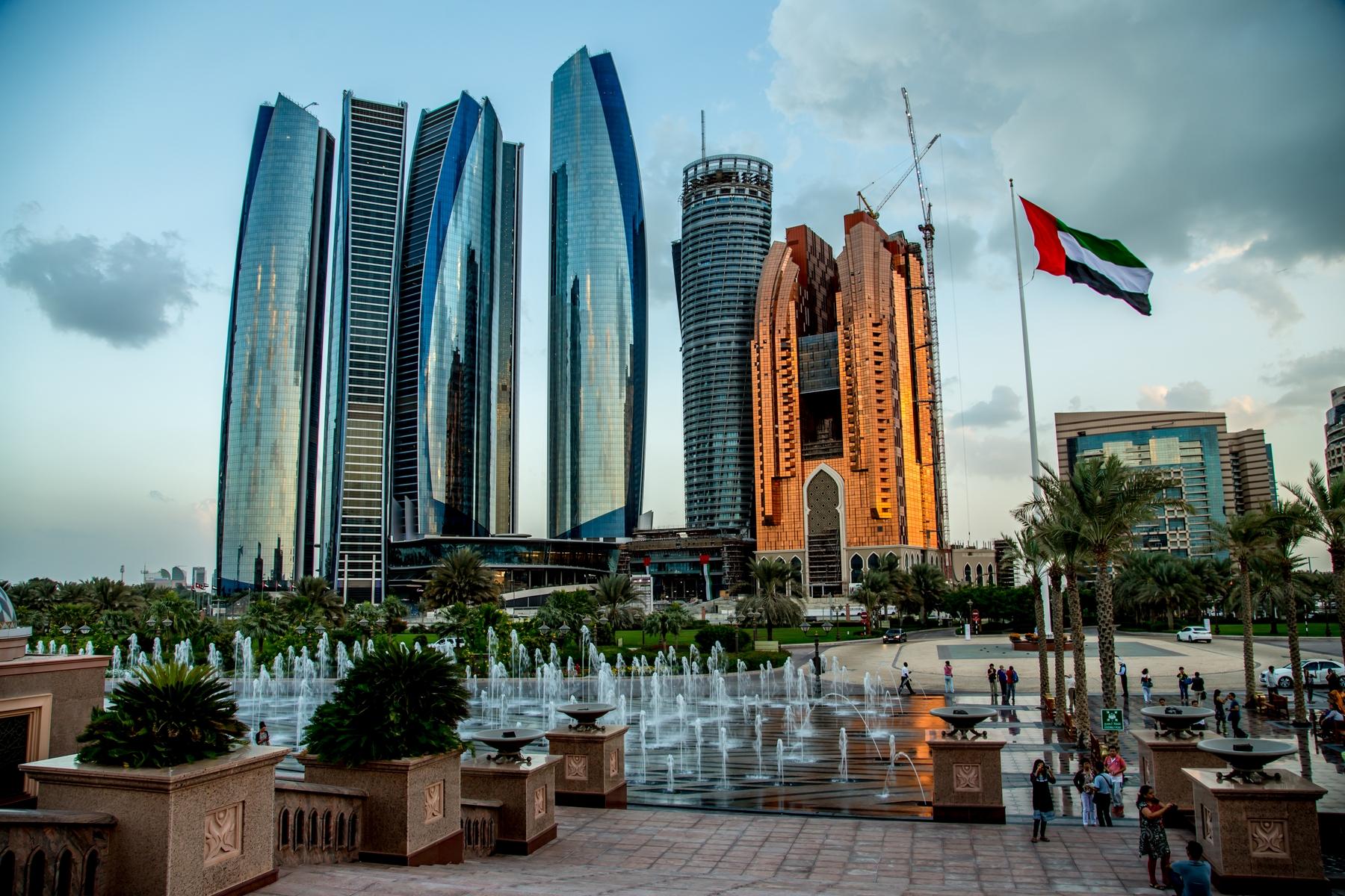 Особенности Абу-Даби