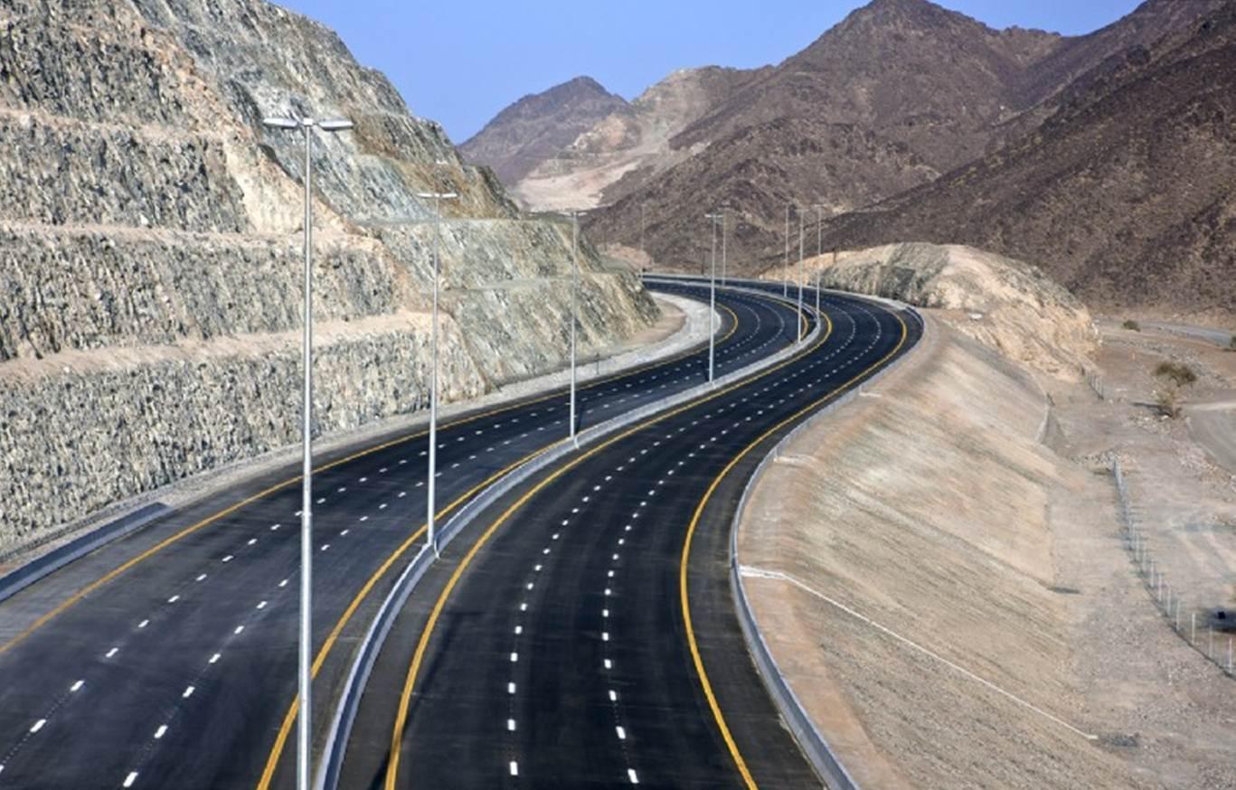 Сколько километров от Дубая до Фуджейры