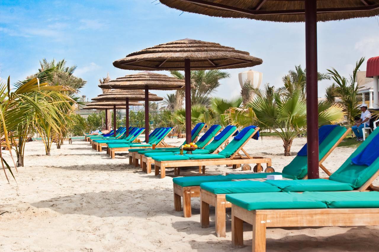 Какая инфраструктура у отеля Sahara Beach Resort