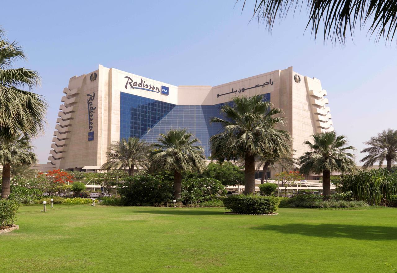 Отель Radisson Blu Resort Sharjah 5