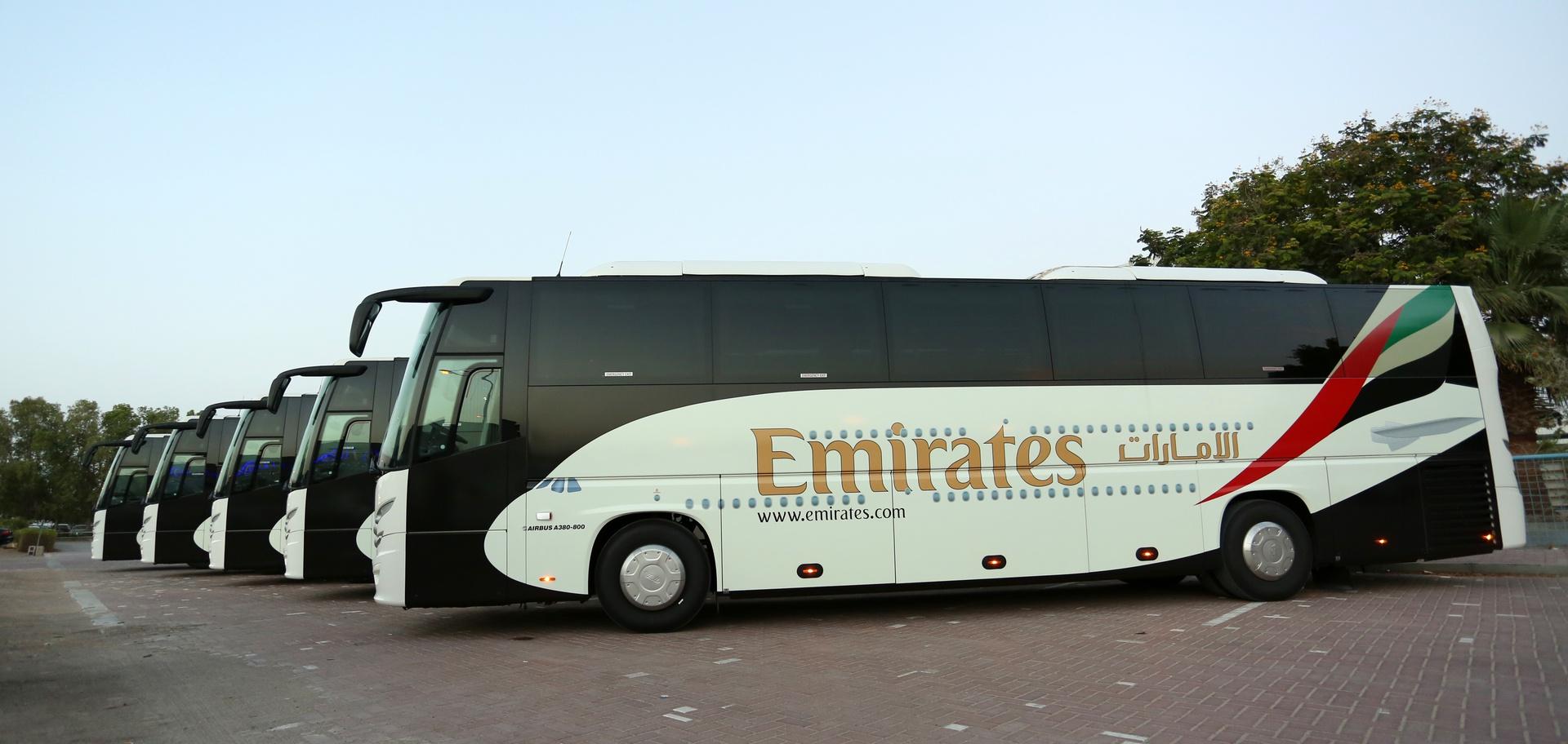 Автобусы Дубая