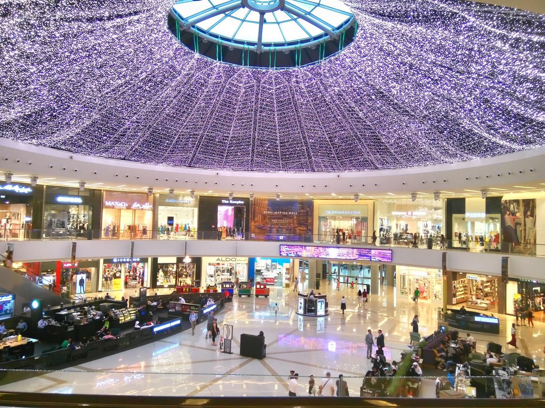 Фото Dubai Marina Mall