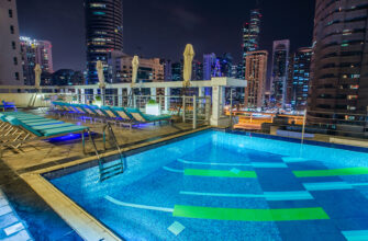 Фото отеля в Дубае