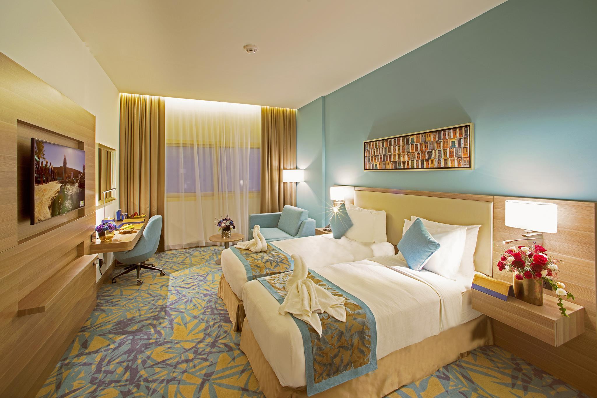 Фото MENA Plaza Hotel Albarsha