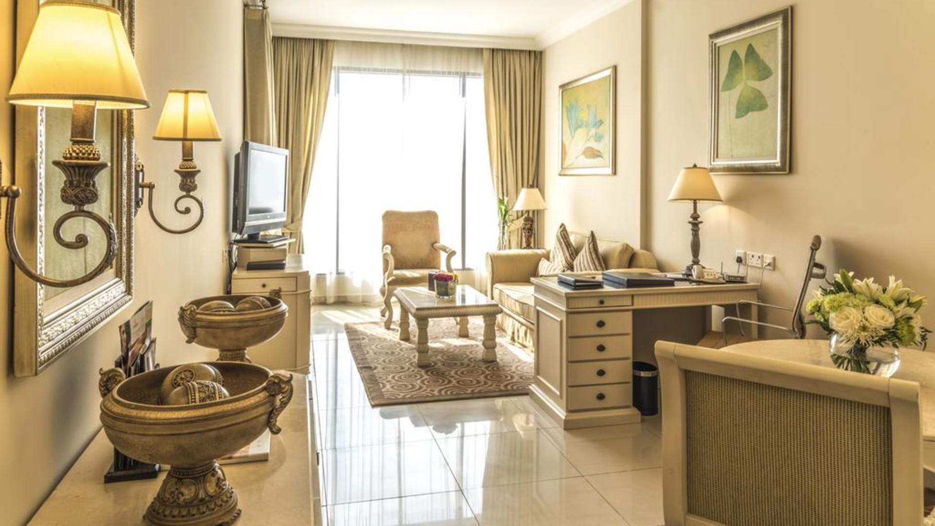 Фото Mercure Hotel Apartments Dubai Barsha Heights