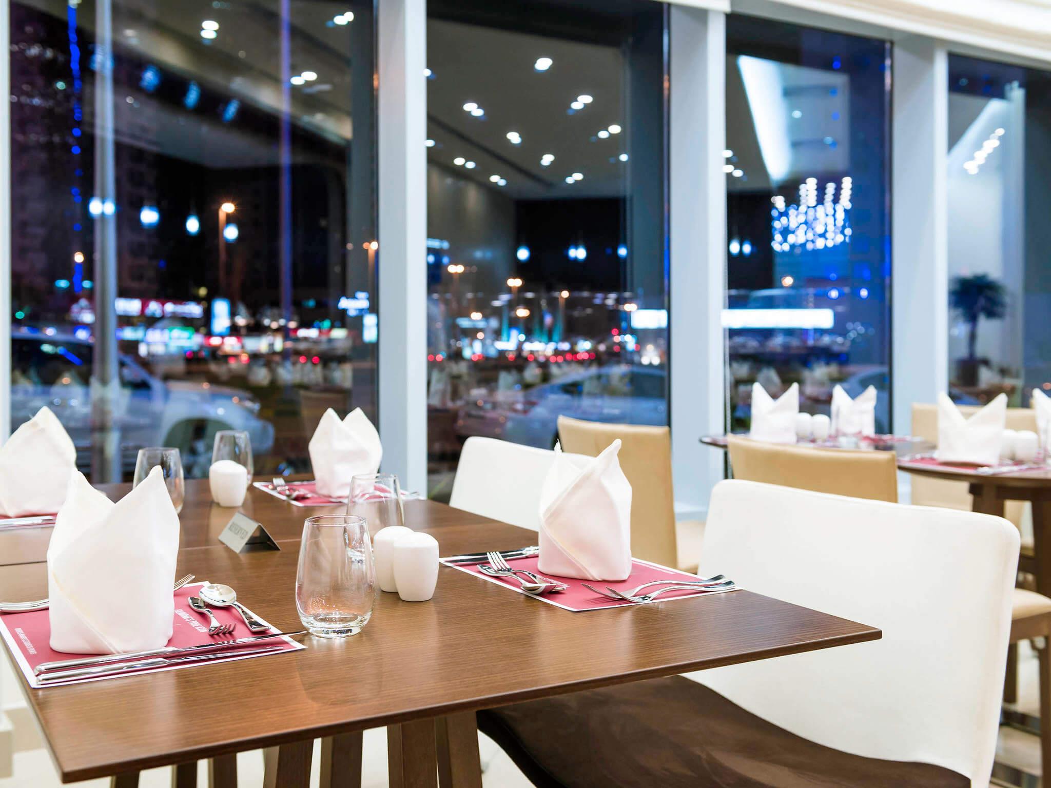 Фото ресторана в Novotel Fujairah 4 в Фуджейре
