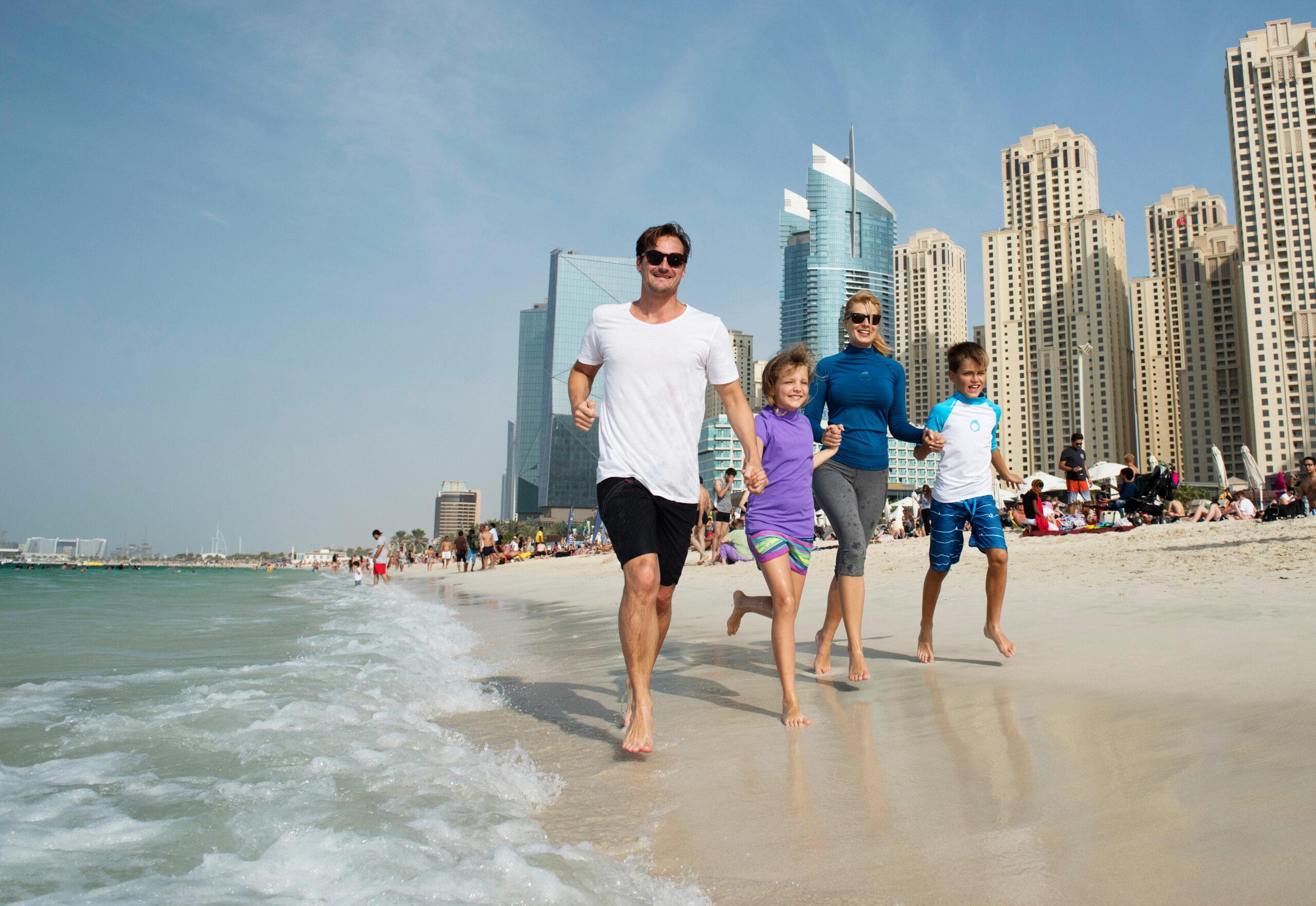 Фото туристов на пляже