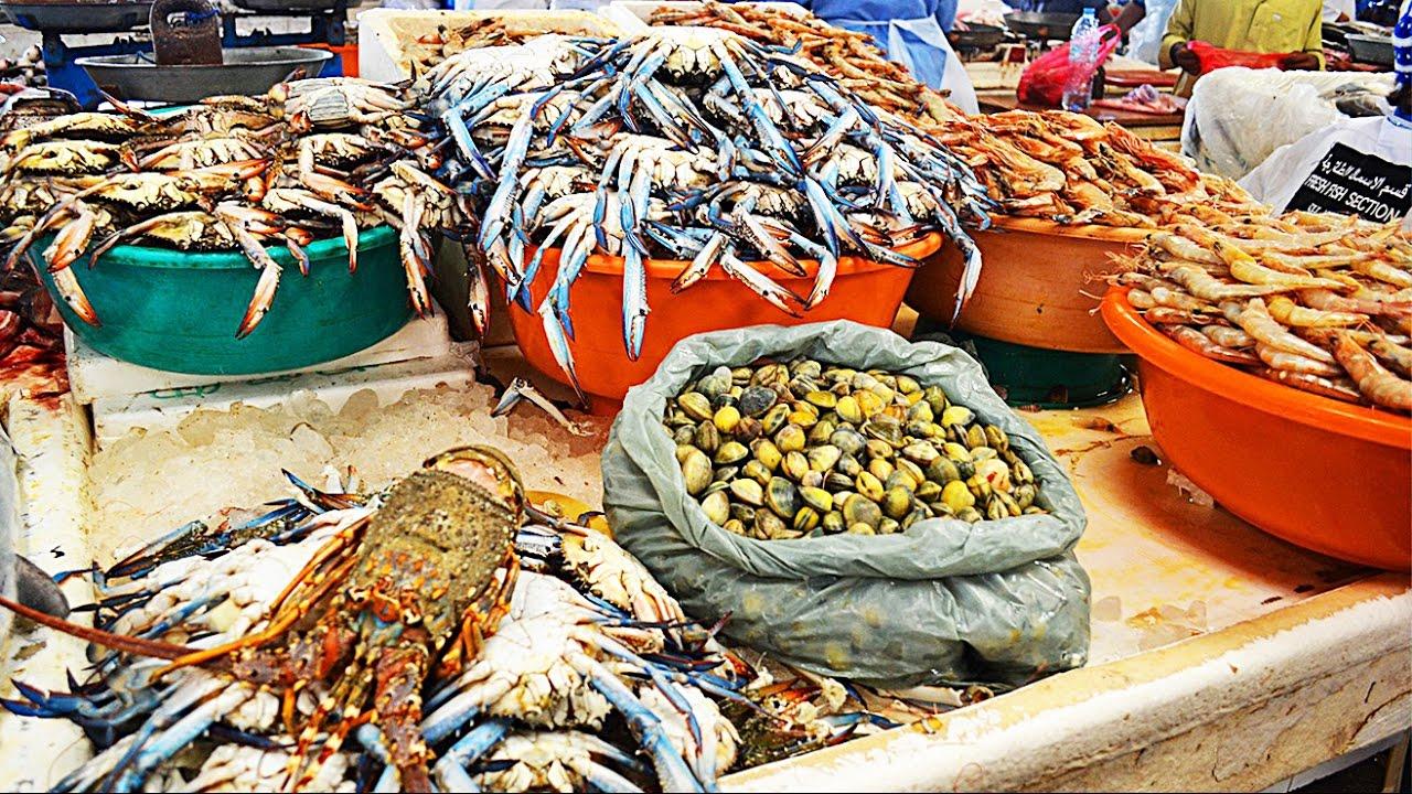 Фото рыбного рынка