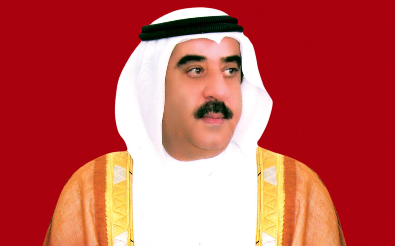 Фото шейха Сауд ибн-Рашид Аль-Маулла