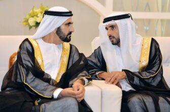 Фото шейхоа из ОАЭ