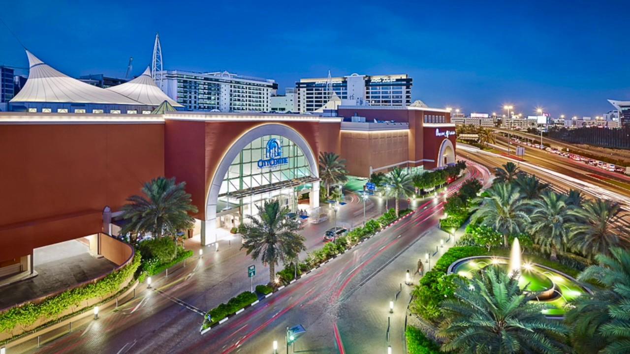 Фото торгового центра