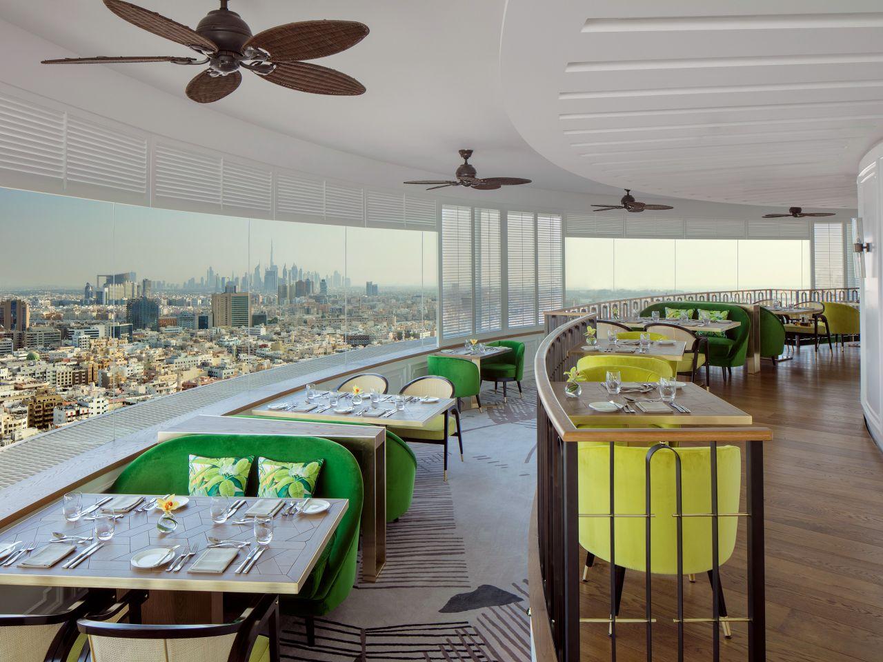 Фото ресторана Al Dawaar Revolving