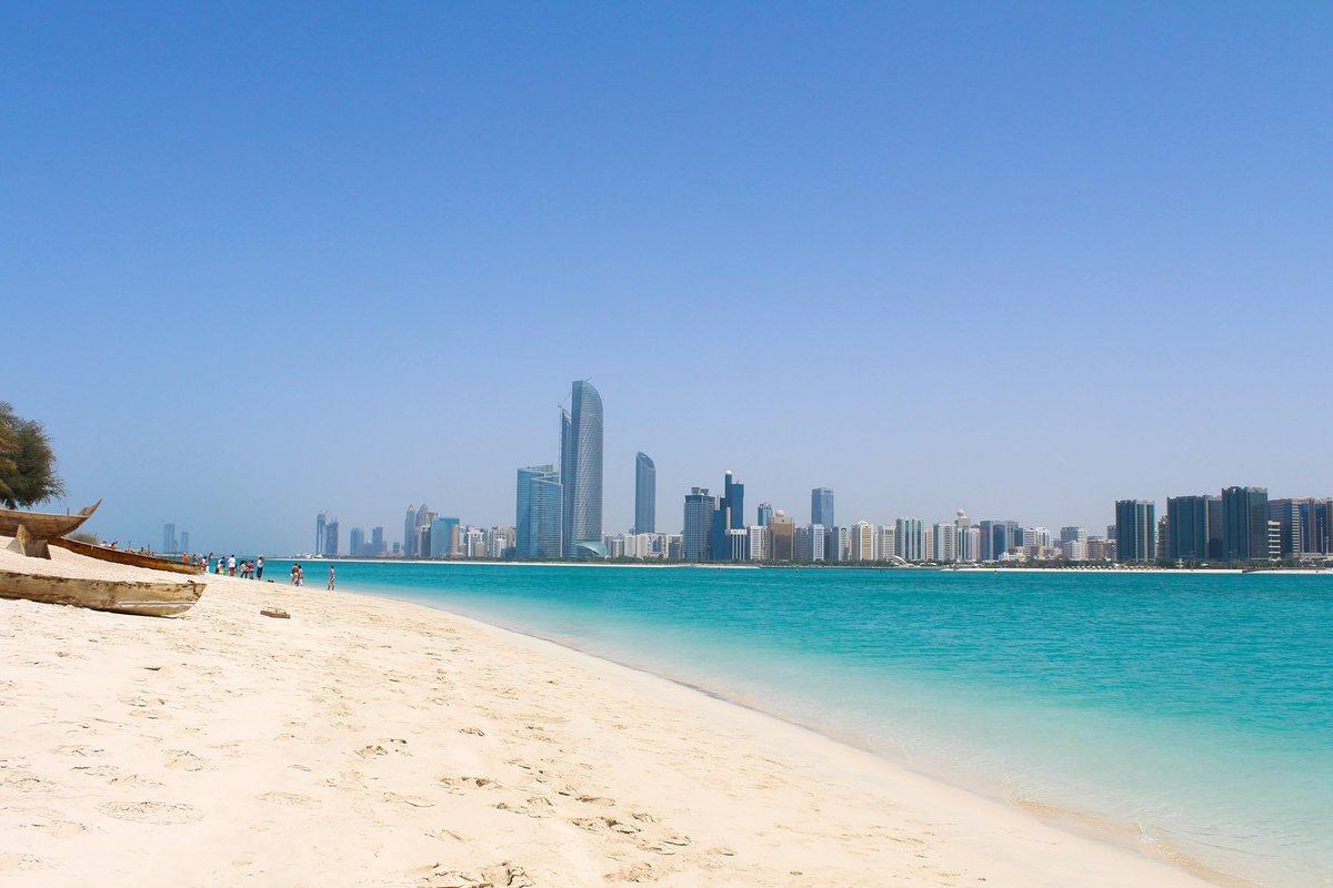 Фото пляжа Аль-Корниш