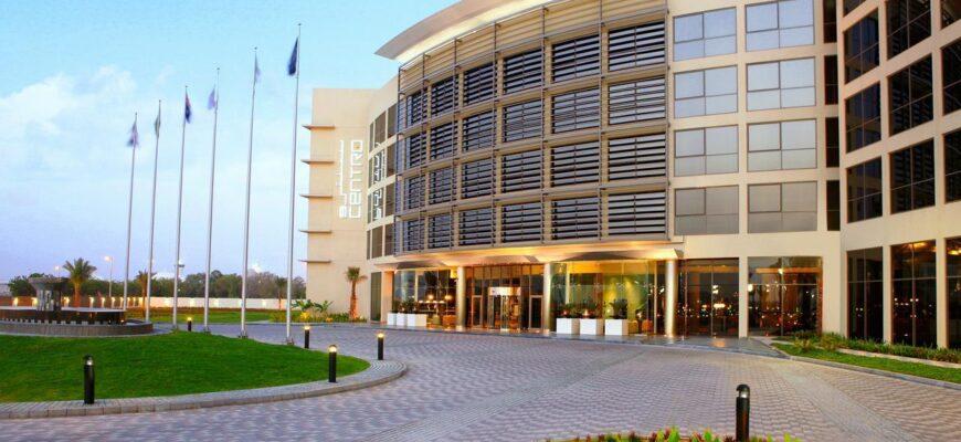 Центро Шаржа Ротана отель