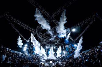 Фото ночного клуба в Дубае