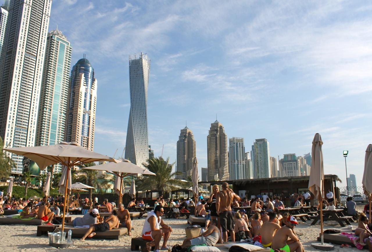 клубы Дубая