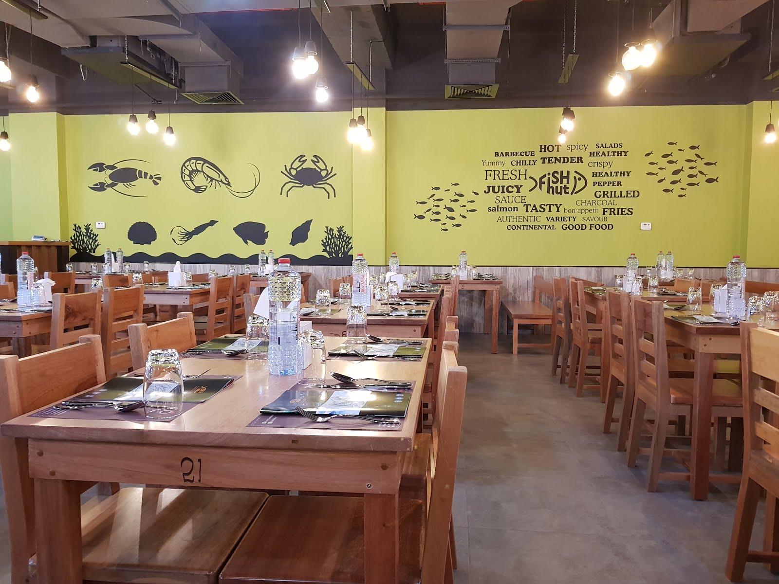 Фото ресторана Fish Hut Seafood