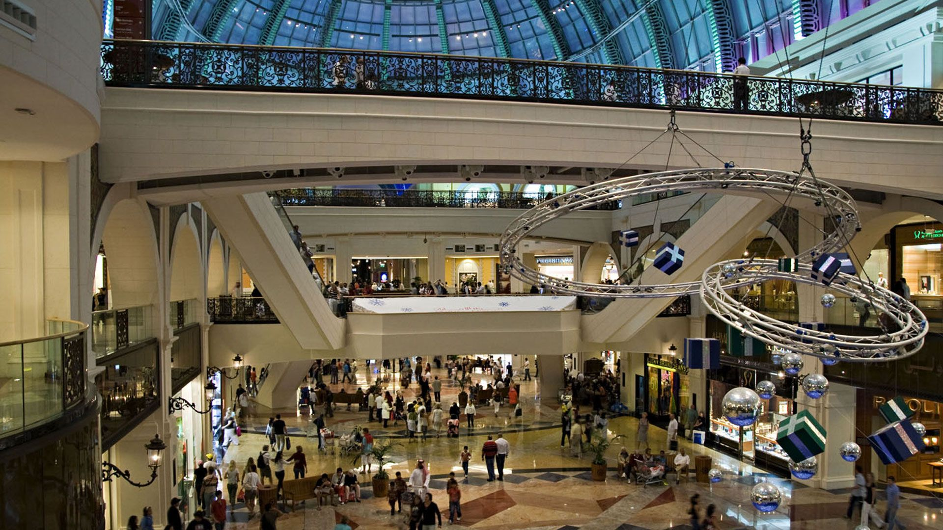 Фото Mall of the Emirates