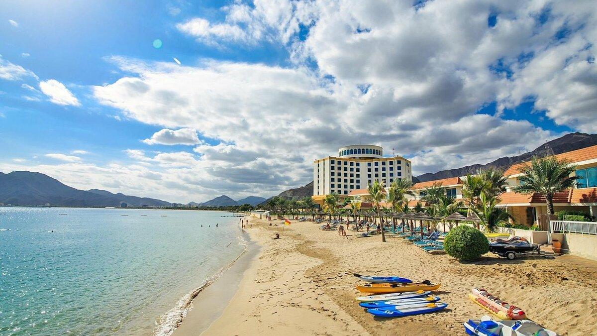 Фото пляжа Пляж Хор Фоккан
