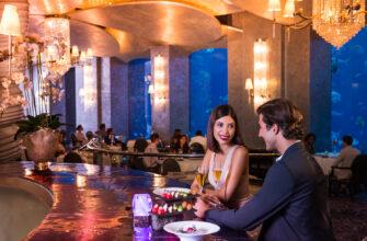 Фото ресторана в Дубае
