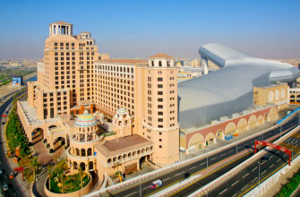 Фото Mall of the Emirates в Дубае