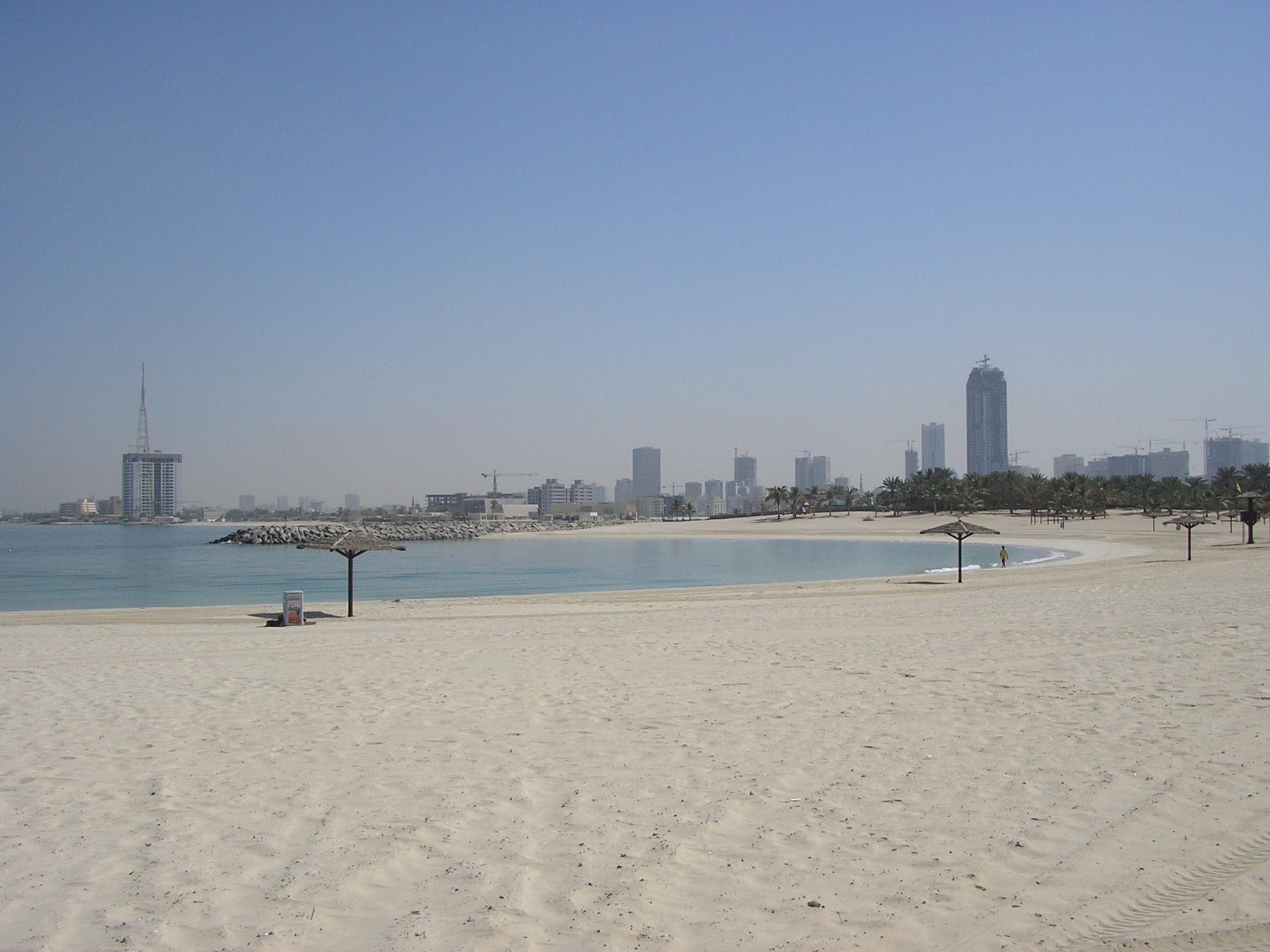 Фото пляжа Аль-Хан