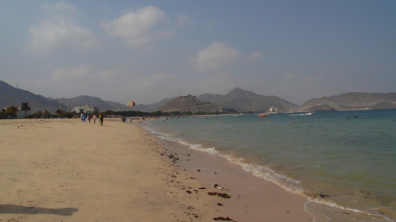 Фото пляжа Хор Фоккан