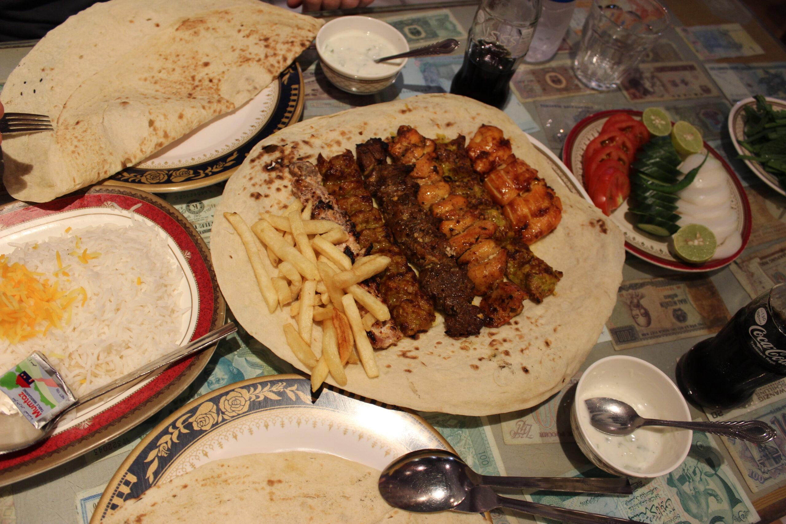 Фото блюда из Special Ostadi