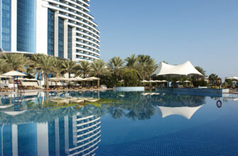 Фото отеля Le Meridien Al Aqah Beach Resort 5